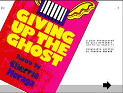 Cover: Giving up the Ghost