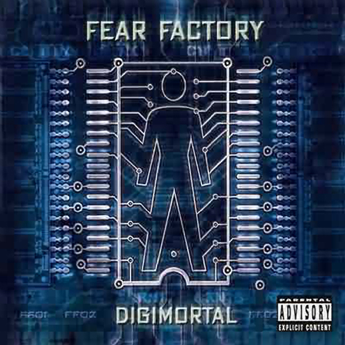 Digimortal Album Cover